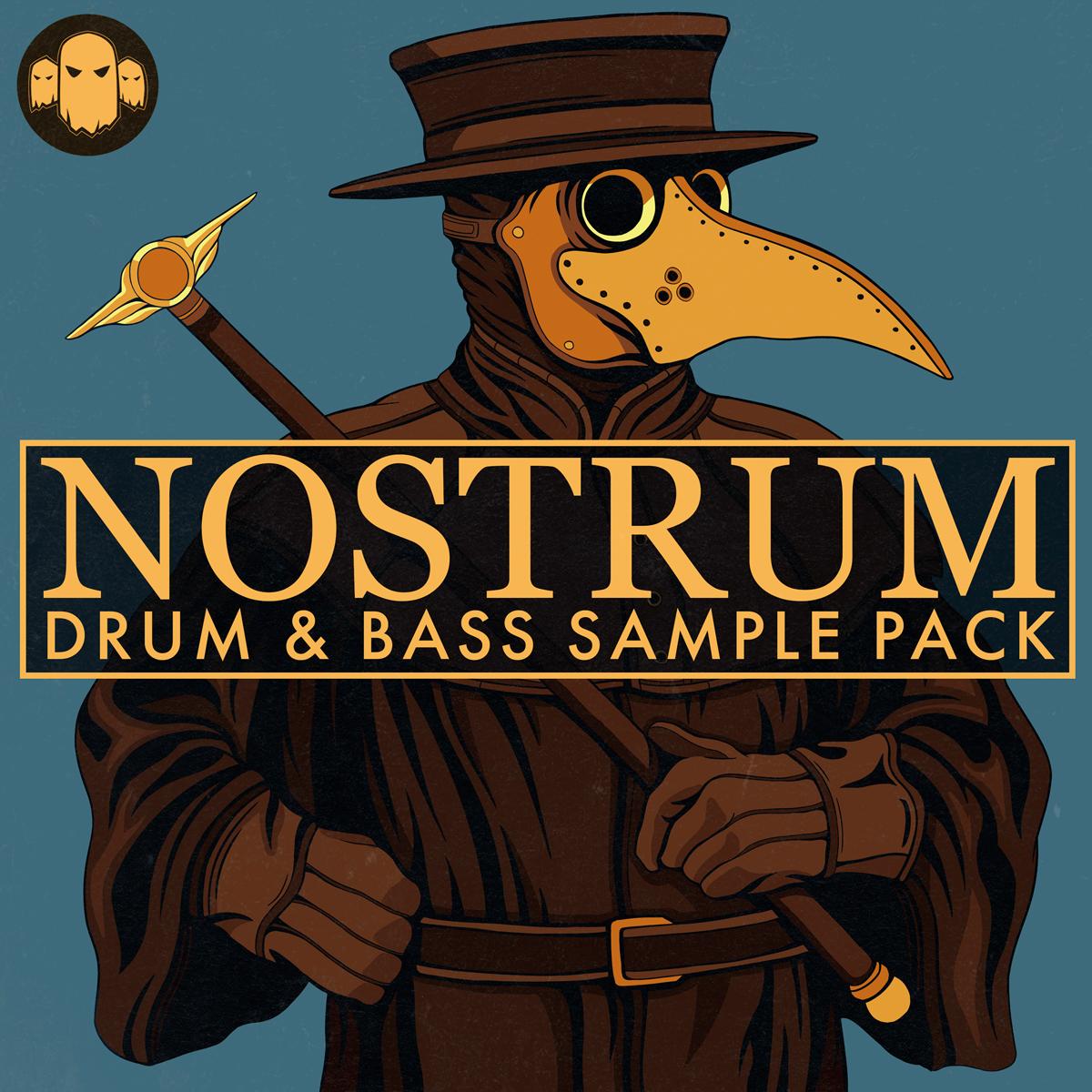 GHOST SYNDICATEの音源ライブラリー「NOSTRUM」