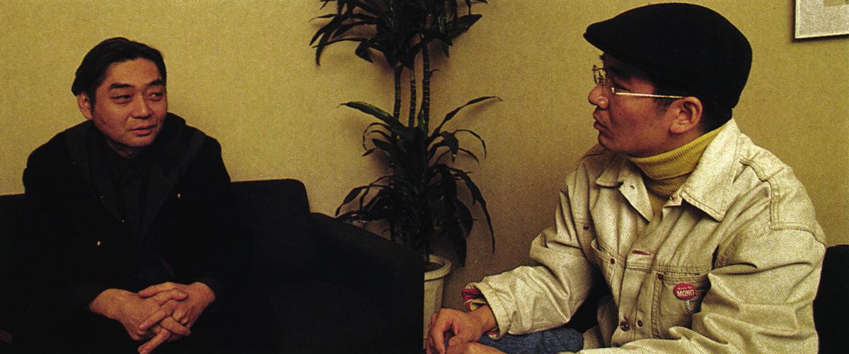 細野晴臣1993年のインタビューより