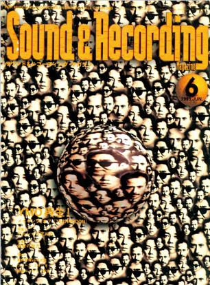 サウンド&レコーディング・マガジン 1993年06月号