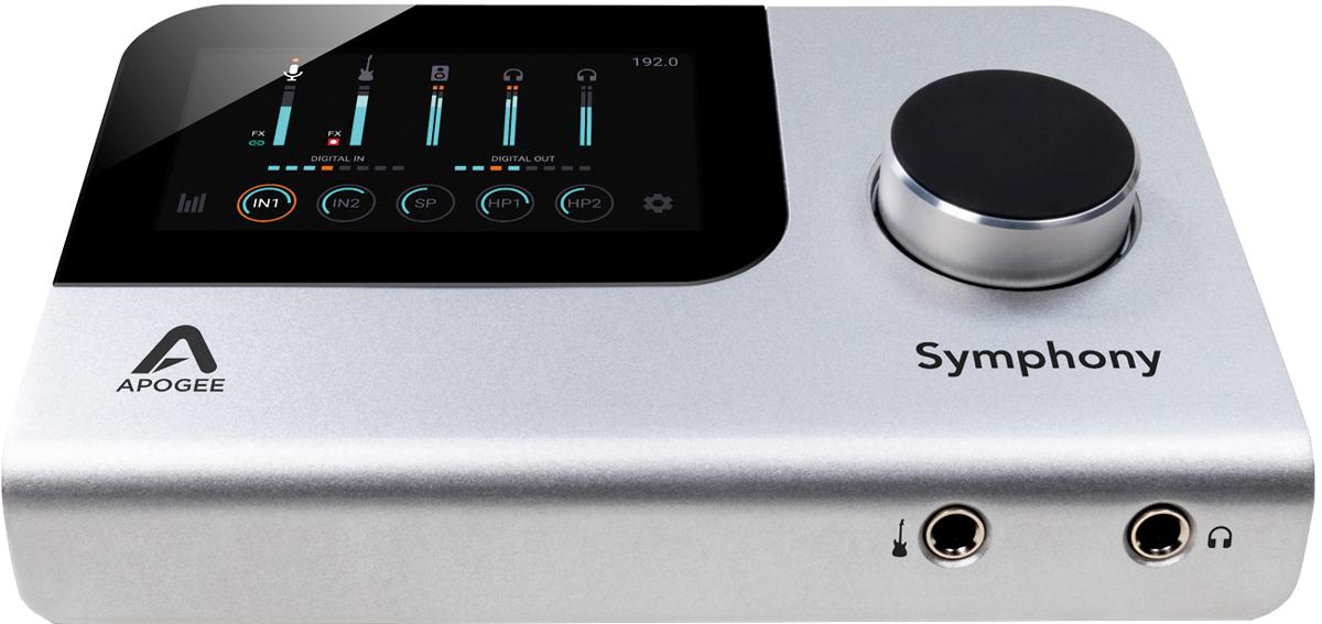 Mac/Windows/iPad Pro対応のUSB-C接続オーディオ・インターフェース。ビット&サンプリング・レートは最高24ビット/192kHzで、入出力は10イン/14アウト(デジタル入出力含む)となっている。操作はタッチ・パネルとエンコーダーで行う仕様だ。内部ミキサーを搭載しており、モニター・ミックスの作成や入出力のアサインなどを、タッチによる直感的な操作で設定が行える