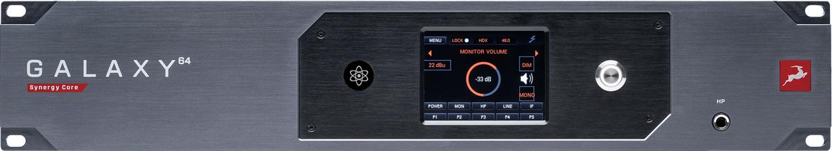 ANTELOPE AUDIOのオーディオインターフェース「Galaxy 64 Synergy Core」