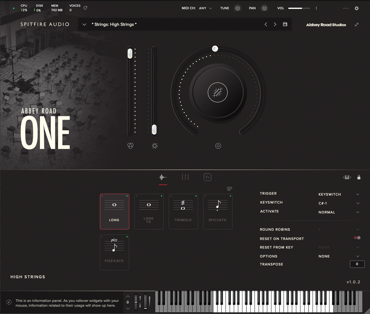 SPITFIRE AUDIOとアビイ・ロード・スタジオがタッグを組み、オーケストラ音源Abbey Road One: OrchestralFoundationsをリリースした