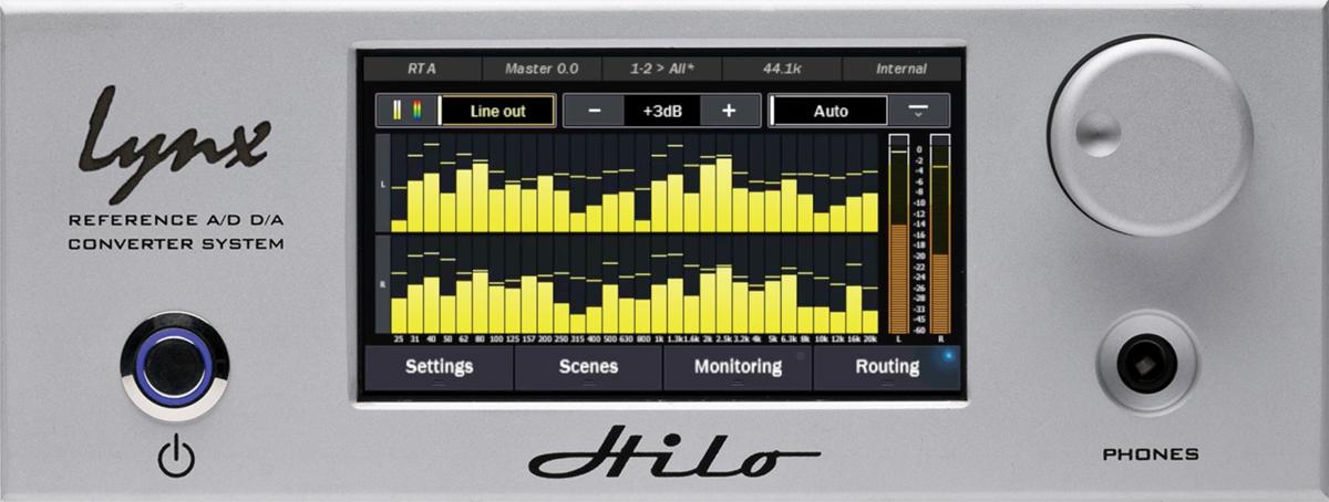 AD/DAコンバーター「Hilo」