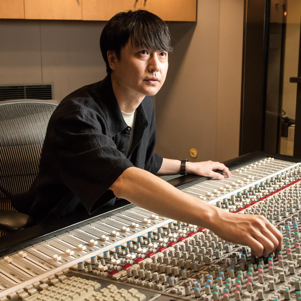 青葉台スタジオのチーフエンジニア、浦本雅史がAurora(n)を試した
