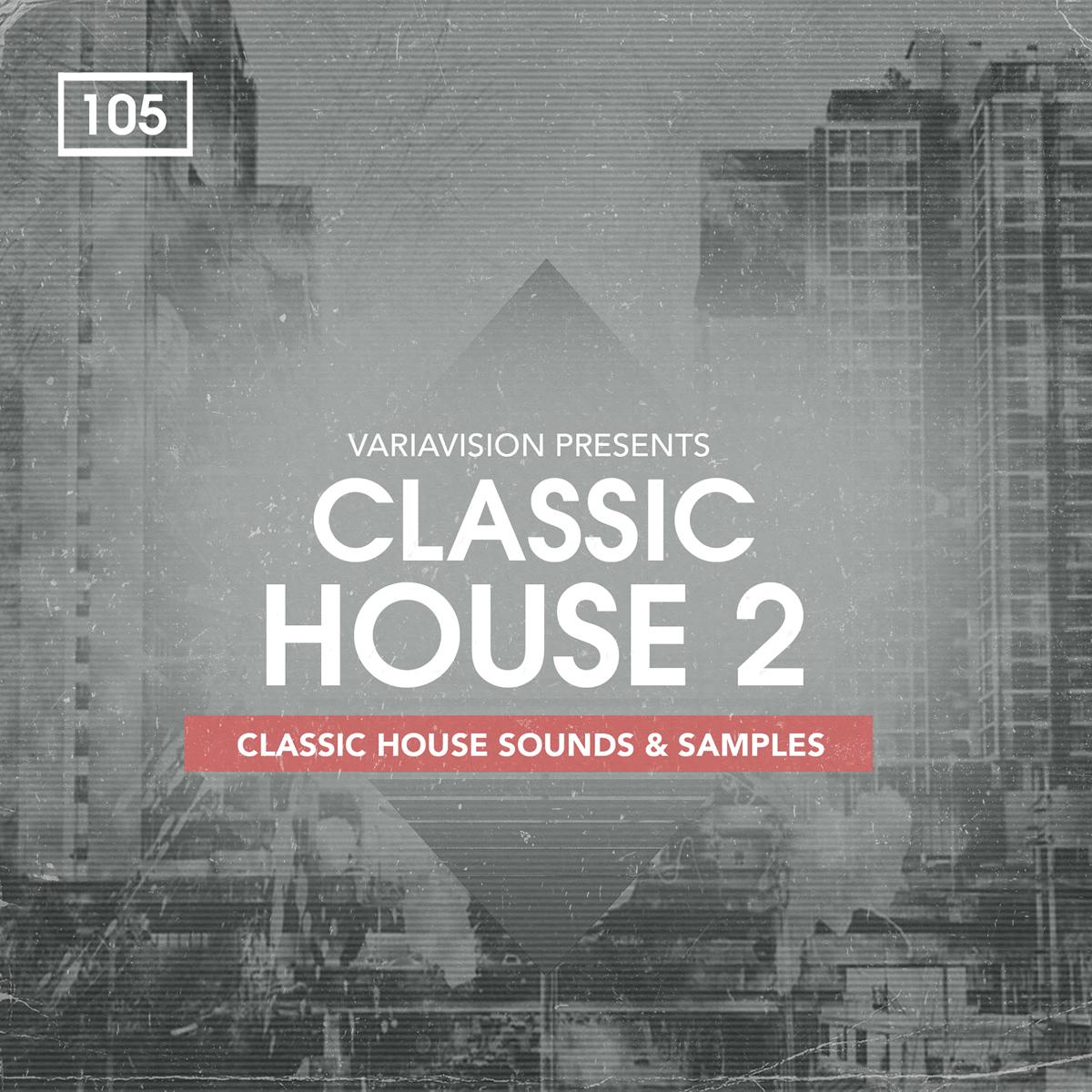 BINGOSHAKERZからクラシカルなハウス向けのサンプル・パック『VARIAVISION PRESENTS CLASSIC HOUSE 2』がリリースされた