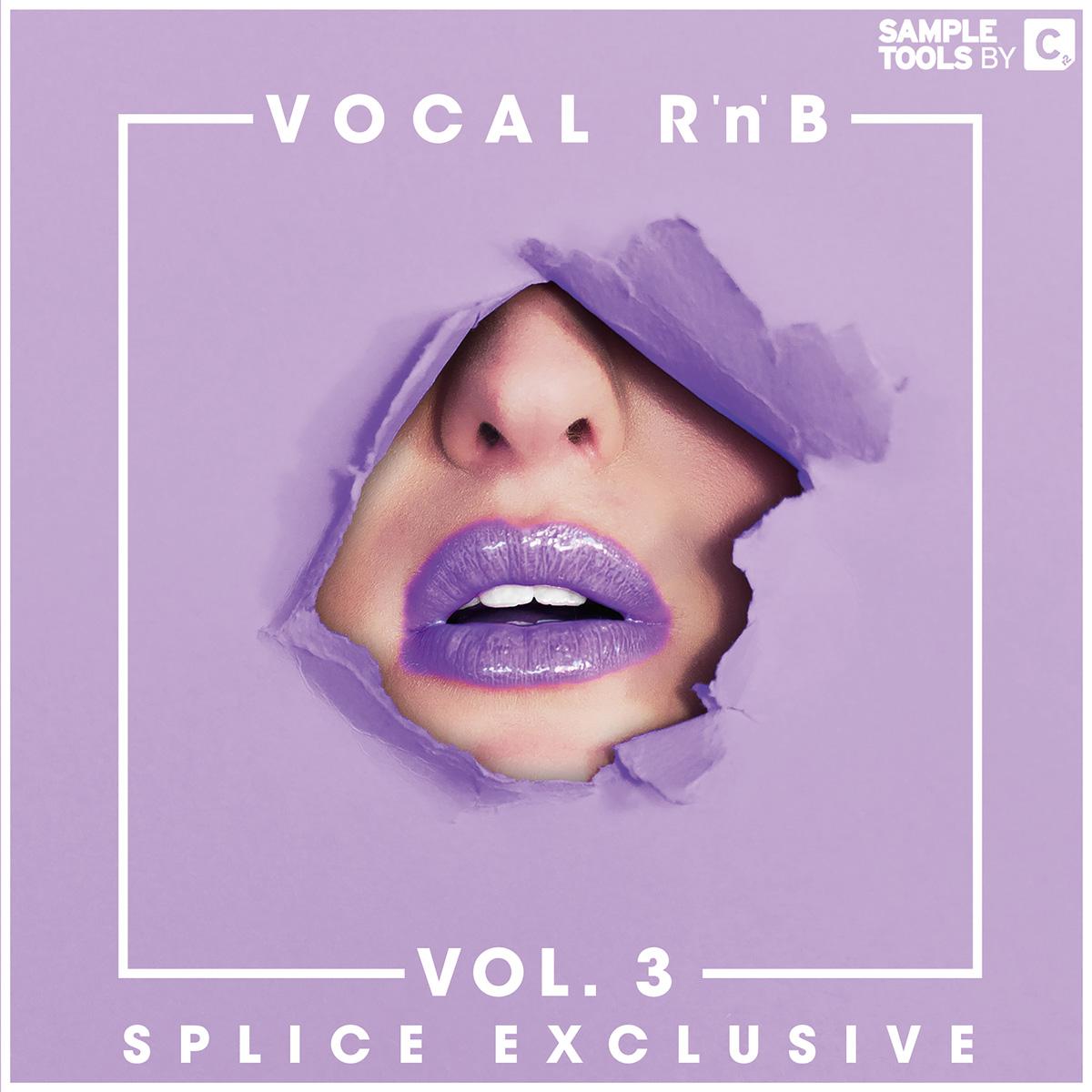 SAMPLE TOOLS BY CR2の人気シリーズから『VOCAL RNB VOL.3』が登場