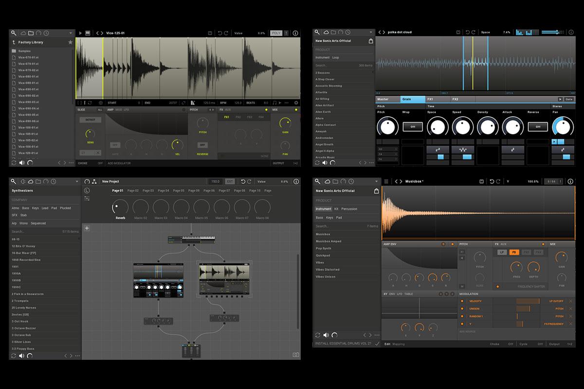 柔軟な音作りを実現する気鋭デベロッパーの4製品「NEW SONIC ARTS Vice / Freestyle V1.5 / Granite / Nuance 2」【diggin' beatcloud Vol.08】