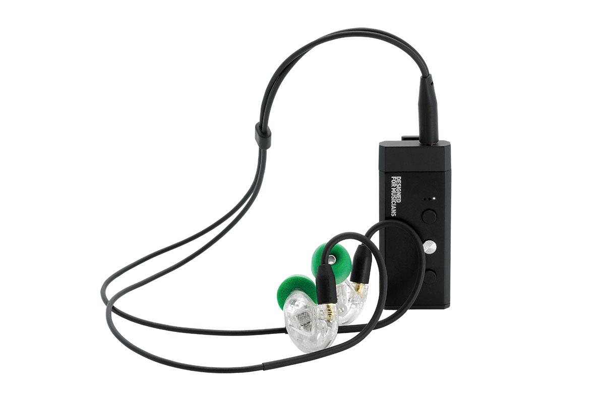 「ADV. Model 3W」製品レビュー:有線/無線に両対応したイアモニとBluetoothレシーバーのセット