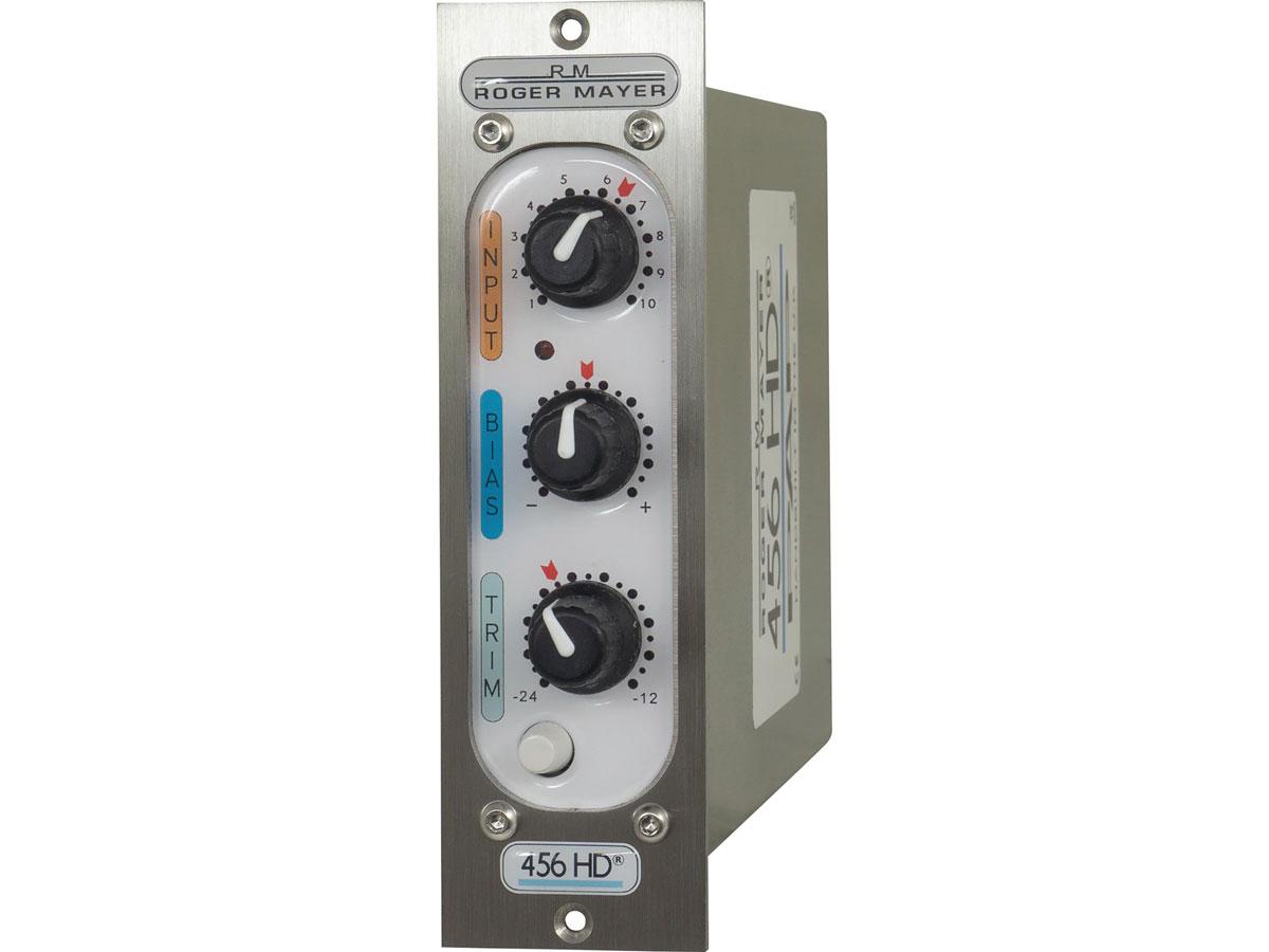 ROGER MAYERがAPI 500互換モジュールのテープ・シミュレーター456 HDを発売