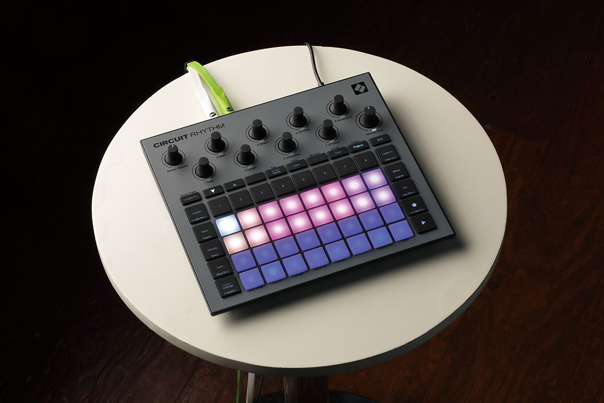 NOVATION Circuit Rhythm 〜Rock oN Monthly Recommend vol.38