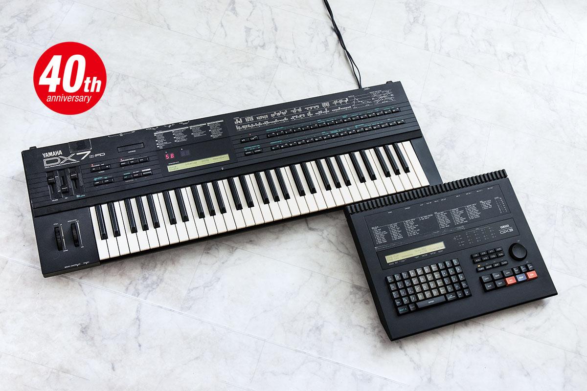 浅倉大介 × YAMAHA DX7II-FD & QX3【後編】〜ソフト・シンセでは再現できない必聴のFMシンセ・サウンド