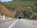 [紅葉][トンネル][高速道路]紅葉とトンネル