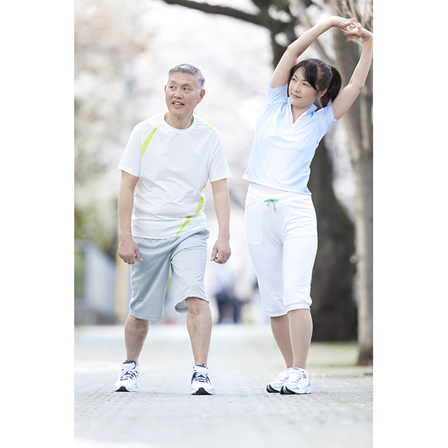 「十分な運動をしている」と答えられる中高年は26.5%だけ!