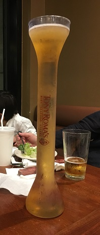 トニーローマのビール