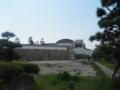 尼崎城模擬石垣 2