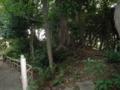 原田城土塁 2