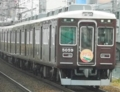 阪急5000系5059F 2012年初詣HM