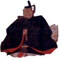 佐々成政画像 法園寺所蔵