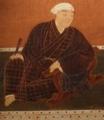 黒田孝高画像(福岡市美術館蔵)