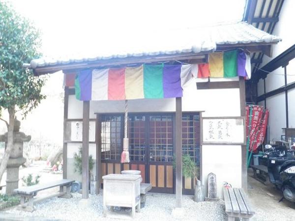 潮音寺本堂