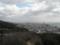 鉄拐山から須磨の街を望む