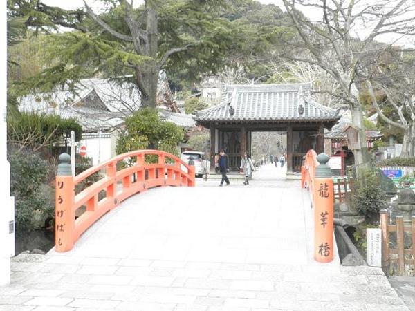 須磨寺仁王門