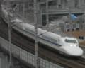 700系@新神戸~新大阪間