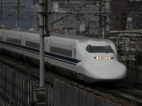 700系@京都~米原間