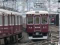 阪急6000系6104F普通豊中行@十三駅