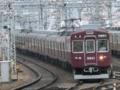 阪急3000系3011F通勤準急箕面行@十三駅