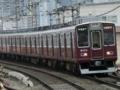 阪急8000系8103F通勤特急高速神戸行@十三駅