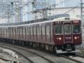 阪急7000系7110F通勤特急新開地行@十三駅