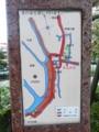 昔(江戸時代?)の守口宿の地図
