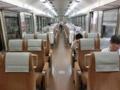 京阪8030系内装(ブラウンシート)