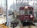 阪急3000系3110F回送@塚口駅
