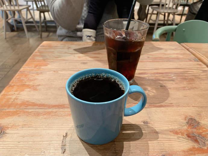 コクテル堂コーヒー  二子玉川店 食後のコーヒー