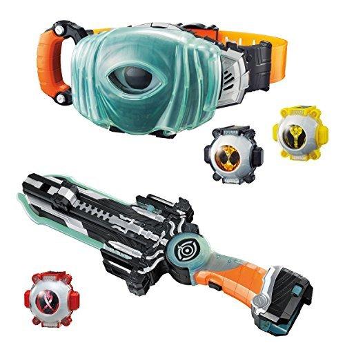 仮面ライダーゴースト 「変身ベルト DXゴーストドライバー」&「4モード変形 DXガンガンセイバー」 2点セット-+「別売り乾電池6本付き」