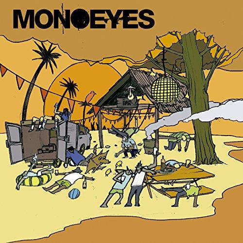 Get Up E.P. - MONOEYES