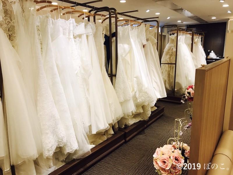 ハワイ挙式:ワタベウェディング横浜店ドレス選び