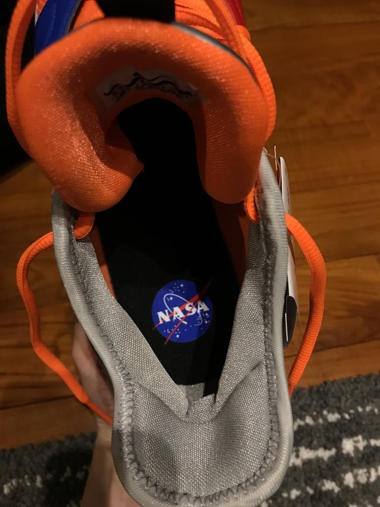 NIKE PG 3 NASA EP 【PAUL GEORGE】