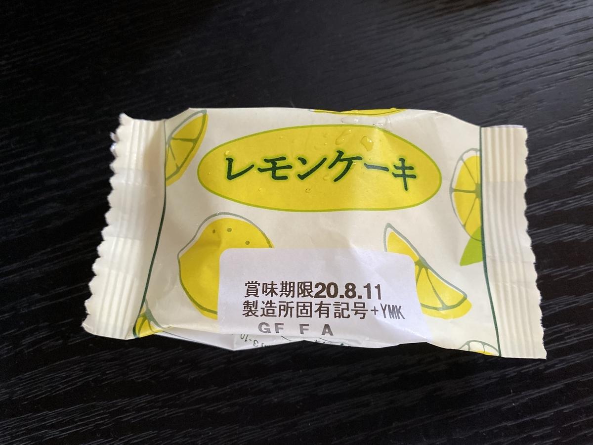 レモンケーキ ヤマザキパン