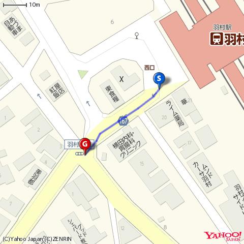 11.東京都道167号 羽村停車場線 - 都道府県道完走記