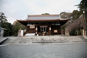 弓弦羽[神社]