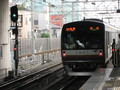 東武東上線・東京メトロ副都心線和光市駅・東京メトロ10000系