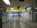 東京メトロ新宿三丁目駅・副都心線・丸ノ内線連絡通路