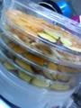 2012年12月23日のドライフルーツ&干し芋