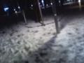 2013年1月15日の雪