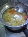 春野菜の煮物_塩コンソメ味