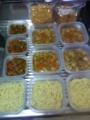 5月26日晩作り溜めた料理群(汁無し坦々麺三食・皿うどん4食)