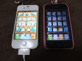 iPhone4S / iPhone3GS